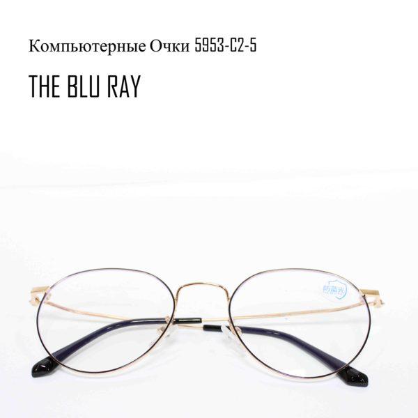 Антикомпьютерные очки 5953-C2-5-3