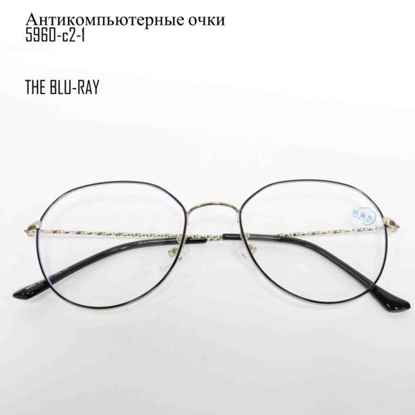 Антикомпьютерные очки 5960-C2-1-3